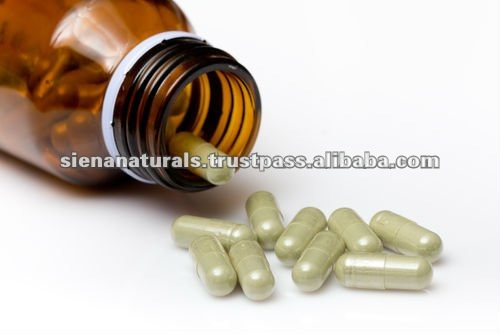 Chamomile Flower Extract (Capsules)