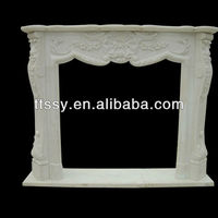 Home Fireplace Mantels