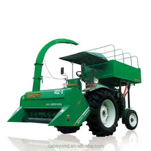 World famous brand small tractor silage harvester combine