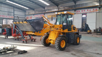 engineering & construction machinery/earth-moving machinery wheel loader/mini 1.5t wheel loader