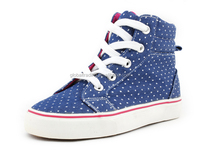 IN ROUTE Hot Selling Vulcanized Kid Canvas Shoe For Girls GT-11275-8
