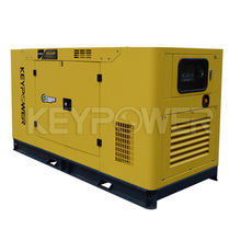 Electric Diesel Generator 5kw Silenced Home Power Standby Genset Generator Price