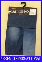 D8005 super thin tencel denim fabric hot sale indigo denim pants man and woman