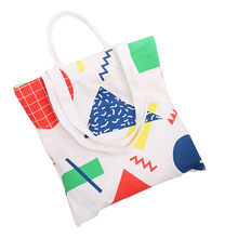 New Style Cheap Shopping Bag China Customized Logo Blank Type Folding Bags