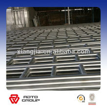 305mm Scaffolding Q345 galvanized steel trussed beam