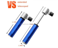 2016 New model Bicycle Accessories back trails bike pump review Bike pump Air pump