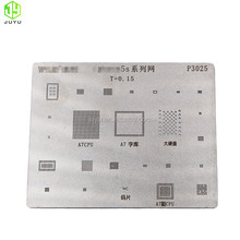 2018 new products mobile phone ic reballing stencils for iphone 5s/6/6P/6S/6SP/7/7P/8/8X bga ic reball kit stencil kit