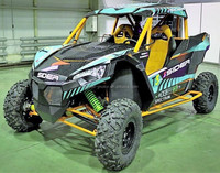 2018 1000cc T3 Class 4 Wheel Drive Utility Vehicle