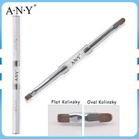 ANY Nail Art Gel Design Good Quality Art Brush Nails Crystal Handle