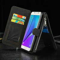 CaseMe Stand Wallet Case for Galaxy Note 5, Wholesale Phone Case for Samsung Note 5, Smart Case for Note 5