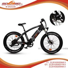 "27.5"" Bafang Motor Disc Brake Mountain Electric Bike/E Bicycle/Ebike"