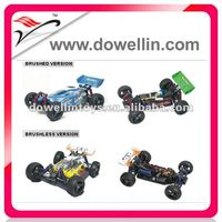 1/10th SCALE ELECTRIC POWERED ULTRALIGHT OFF ROAD BUGGY(BRUSHLESS)