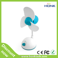 No noise portable mini desk USB fan