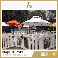 8 Years Experience Custom Desgin Outdoor PVC Chain Link Fence