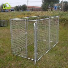 Chain Link Mesh Dog Kennel Outdoor