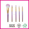 5pcs makeup brushes with Honey comb High quantity.