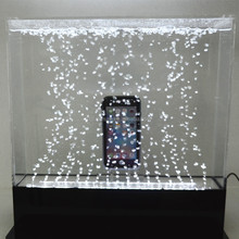 watch phone display showcase acrylic display case