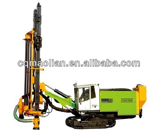 ZGYX-460 Blast Hole Integrate Open Air Drill Rig