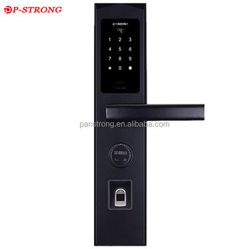 Office Fingerprint Alarm Lock With WI-FI Function
