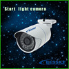Bessky cctv login 3.6mm fixed lens outdoor 960P ip camera hd 1.3mp poe ip camera waterproof IP66 color star light camera
