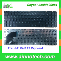 Brand New Italian repairment Keyboard for hp laptop keyboard replacement 15-B UK/IT Keyboards
