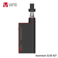 Vaptio S150 high end vape mods top fill tank 150w variable wattage temperature control electronic cigarette in kuwait