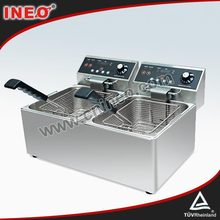 Table Top Digital Controlled Electric Deep Fat Fryer/Electric Egg Fryers/Deep Fat Fryer Machine