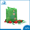 Reusable Nylon Foldable Shopping Bag, Nylon Bag Fold Into A Small Pouch
