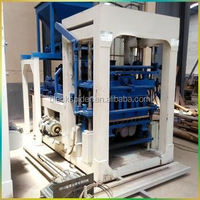 Factory Directly Sale Low Cost Qmj4-35c Cement Block Machine Plant