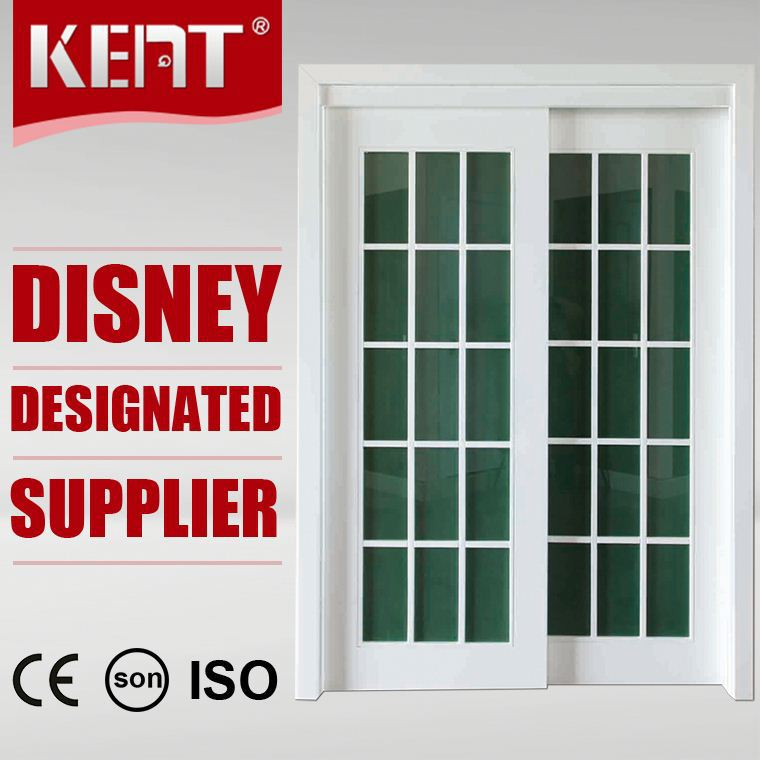 KENT Doors 25years Anniversary Promotion Glass Door Color Changing