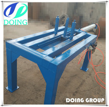 Waste tire dealers use tire doubling machine convenient for packing waste tires