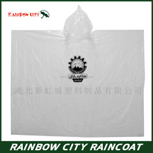 Emergency One-time Solid Raincoat Disposable PE Raincoats Poncho Rainwear Disposable Rain Wear Camping Travel Rain Coat