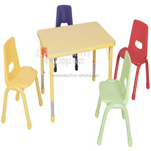 Children Study Furniture Set For Nursery Kids Chair Table