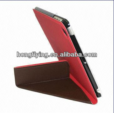 Case for iPad Mini, Made of PU Leather with Ball Skin, Called Transformer