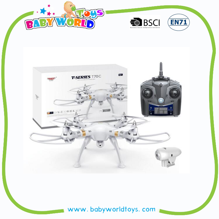 2.4G Long distance remote control quadcopter