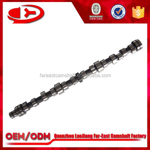 engine parts for mercedes benz om352 TURBO Cast Iron camshaft