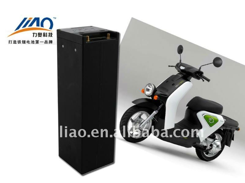 2016 moderate price adult electric motorcycle 48v li ion battery pack
