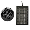 24 keys usb machinery mechanical mini programmable keyboard