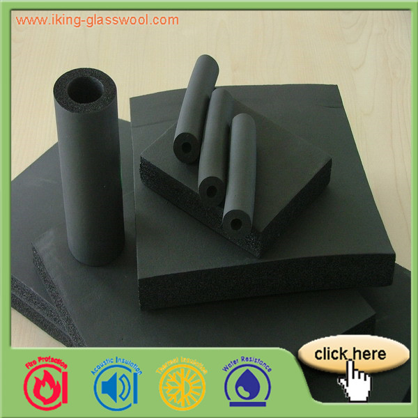 ISO-FLEX NBR Rubber Foam Thermal Tube/Pipe Insulation