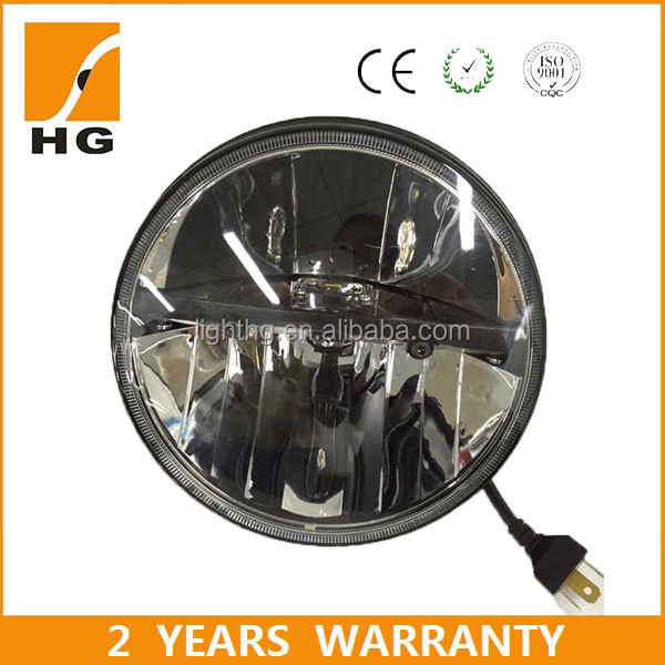 7 Inch High Low Beam Led Headlight For Jeep Wrangler Motorcycle Led Headlight Off Road Headlight 7''