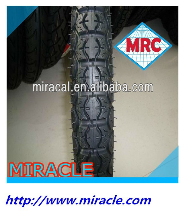 CHINA Tubeless Rubber Cheap Motorcycle Tyre Motorcycle Tire And Inner Tube 2.75-18 For High Way