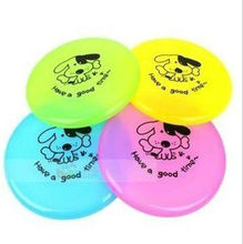 Plastic Dog Frisbee <strong>Pet</strong> Toys 20 cm Diameter Drop Shipping Dog Toys Outdoor Large Dog <strong>Training</strong> Fetch Toy Fast Shipping W223