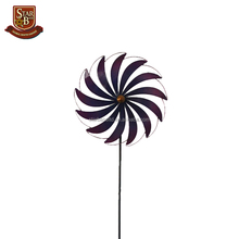 Wholesale metal windmill garden stake ornament