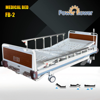 Best selling high quality manual nursing bed FB electric hospital bed