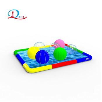 DNL customized inflatable swim float pool swim ring