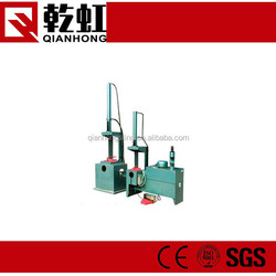 Hydraulic steel wire rope splicing machine