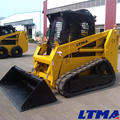 China LTS100 crawler skid steer loader with 100hp engine