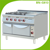 gas cooking range,cooking range,heavy duty gas range