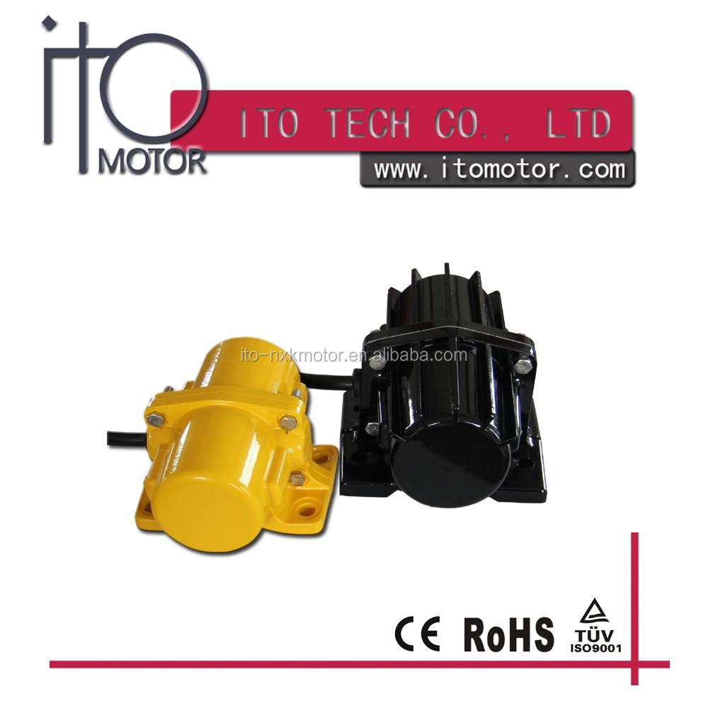 12v 24v 36v 48v 63mm Permanent Magnet Dc Vibration Motor