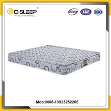 China factory hard foam roll up cotton mattress in foshan